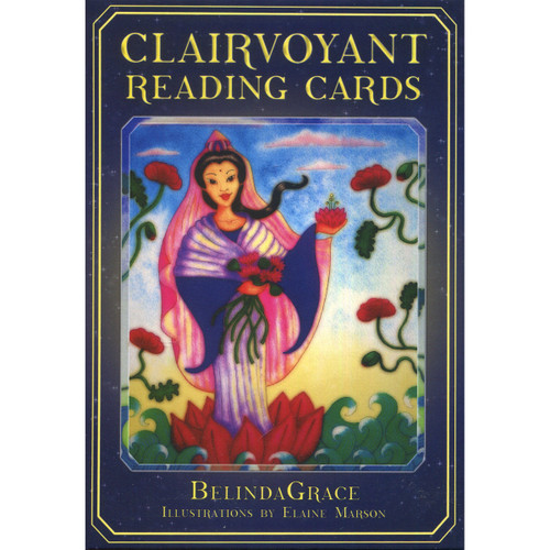 Clairvoyant Reading Cards by BelindaGrace
