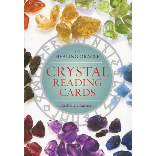 Crystal Reading Cards by Rachelle Charman