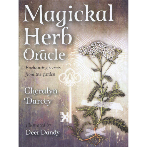 Magickal Herb Oracle by Cheralyn Darcey