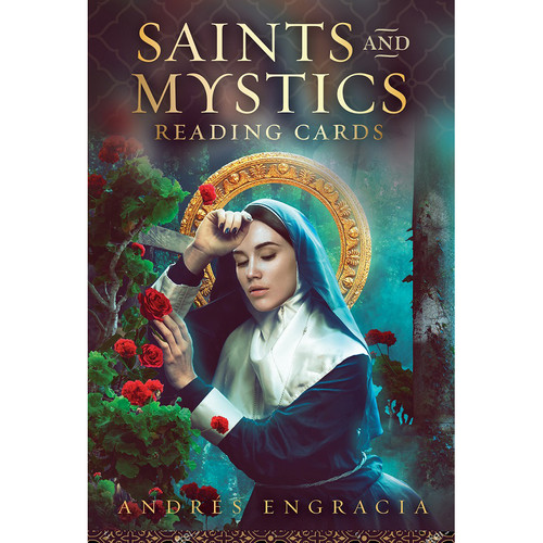 Saints and Mystics Reading Cards by Andres Engracia