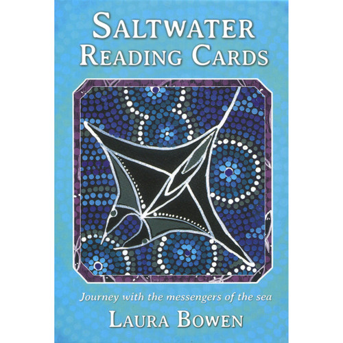 Saltwater Reading Cards by Laura Bowen