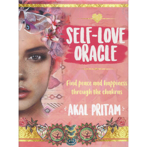 Self-Love Oracle by Akal Pritam