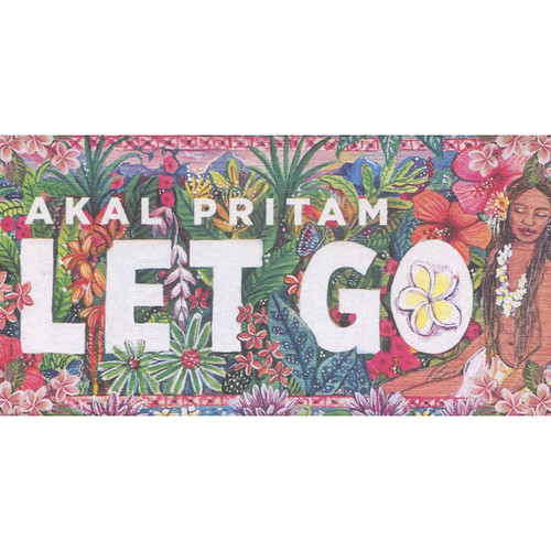 Let Go Mini Cards by Akal Pritam