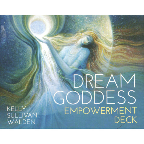 Dream Goddess Empowerment Deck by Kelly Sullivan Walden (Mini Cards)