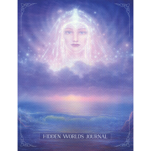 Hidden Worlds Journal by Lucy Cavendish