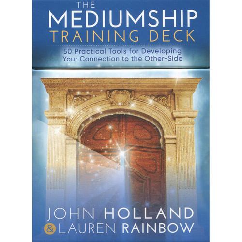 The Mediumship Training Deck by John Holland & Lauren Rainbow