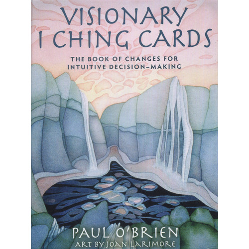 Visionary I Ching Cards by Paul O'Brien