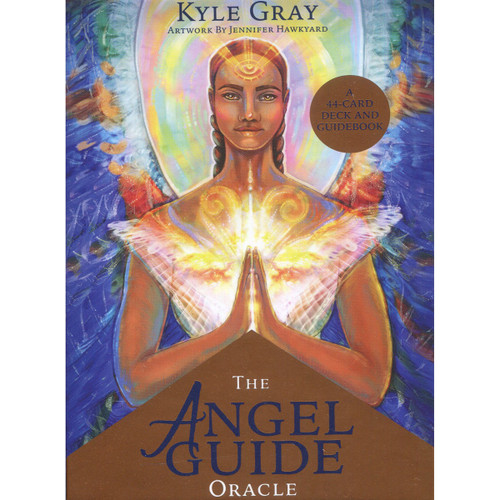 The Angel Guide Oracle by Kyle Gray