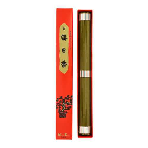 Shin Mainichi-Koh Sandalwood Incense (80 Sticks)