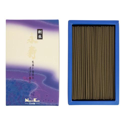 Eiju Shinsei Eternal Happiness Incense (430 Sticks)