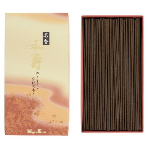 Eiju Meiko Cinnamon & Amber Incense (260 Sticks)