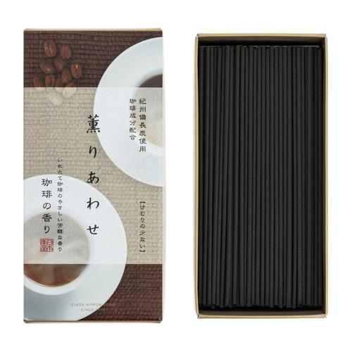 Kaori Awase Aroma Bliss Coffee Incense (160 Sticks)