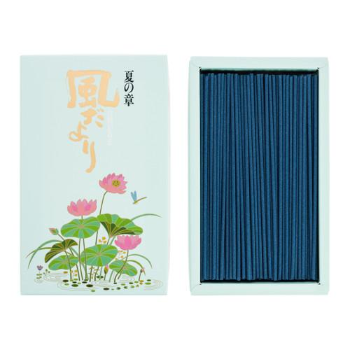 Kazedayori Summer Incense (360 Sticks)