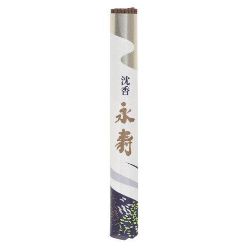 Eiju Jinkoh Aloeswood Incense Roll (50 Sticks)