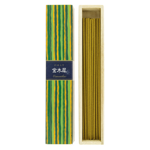 Kayuragi Osmanthus Incense (40 Sticks)