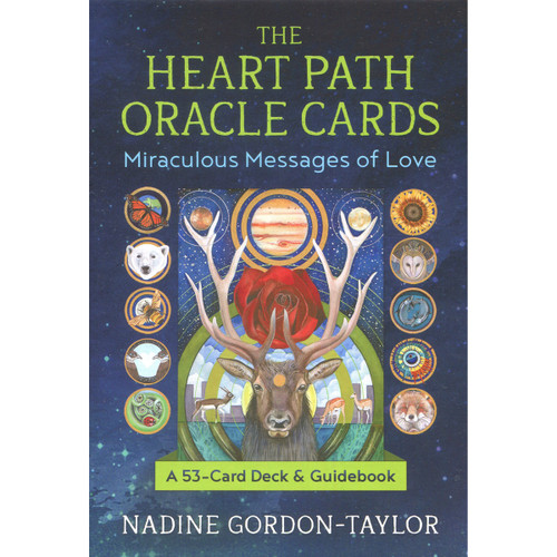The Heart Path Oracle Cards by Nadine Gordon-Taylor