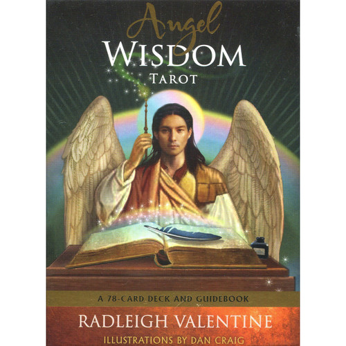 Angel Wisdom Tarot Cards by Radleigh Valentine