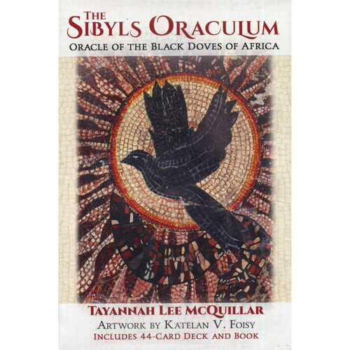 The Sibyls Oraculum - Oracle of the Black Doves of Africa by Tayannah Lee McQuillar