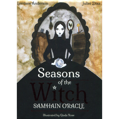 Seasons of the Witch: Samhain Oracle by Juliet Diaz