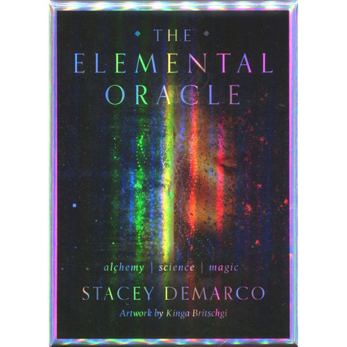 The Elemental Oracle by Stacey Demarco