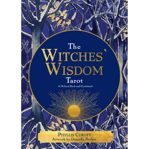 The Witches' Wisdom Tarot by Phyllis Curott