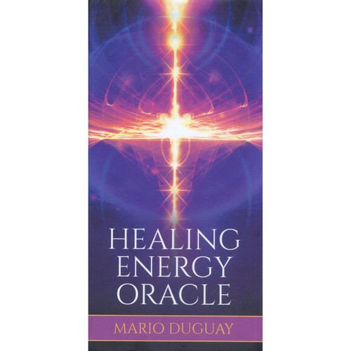 Healing Energy Oracle by Mario Duguay