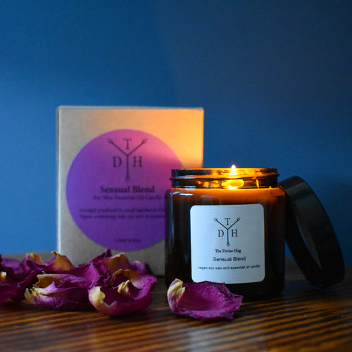 Sensual Blend Soy Wax Candle
