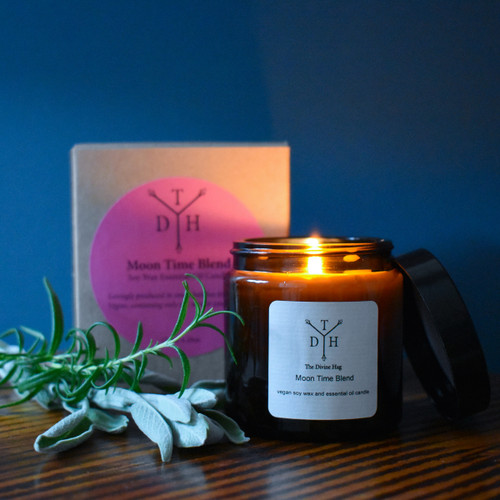 Moon Time Blend Soy Wax Candle