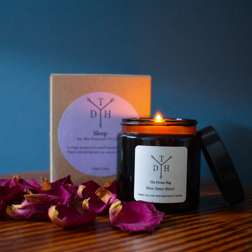 Bliss Sleep Blend Soy Wax Candle