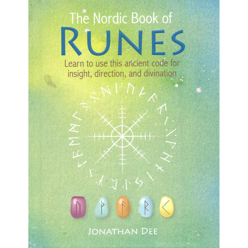 The Nordic Book of Runes by Jonathan Dee
