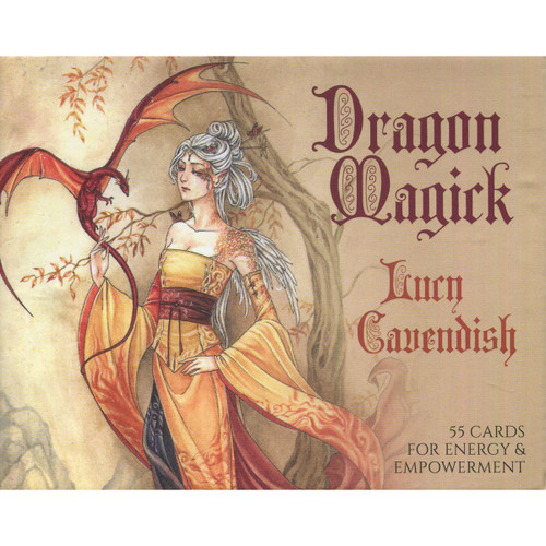 Dragon Magik Oracle by Lucy Cavendish
