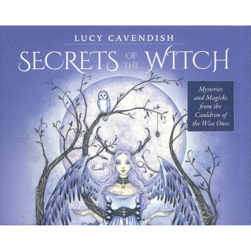 Secrets of the Witch Oracle by Lucy Cavendish