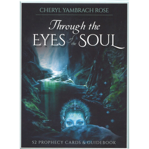 Through the Eyes of the Soul by Cheryl Yambrach Rose
