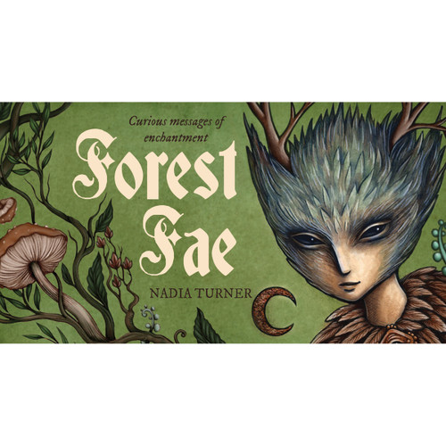 Forest Fae Mini Cards by Nadia Turner