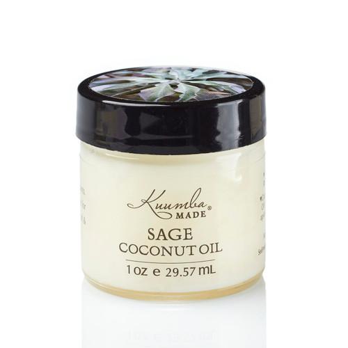 Sage Coconut Oil