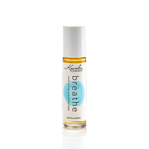 Breathe Aromatherapy Roller (10ml)