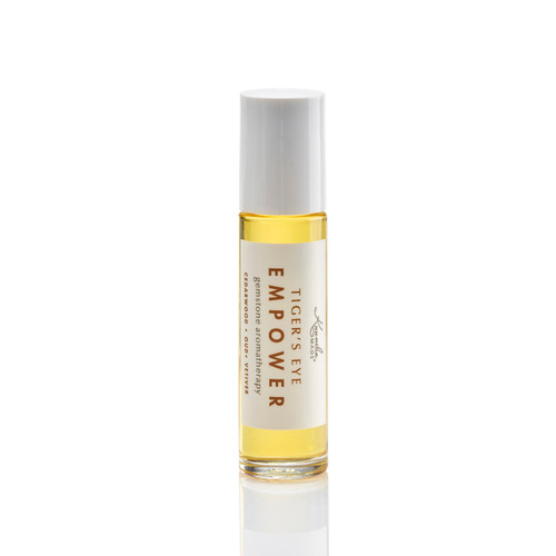 Tiger's Eye Empower Roller (10ml)