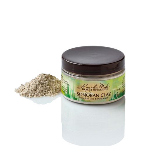 Sonoran Clay Face & Body Mask (2.75 oz)