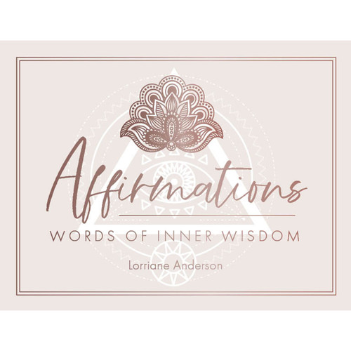 Affirmations Mini Cards by Lorraine Anderson