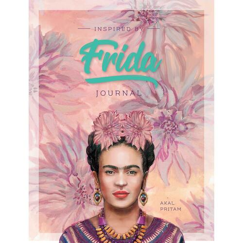 Inspired by Frida Journal by Akal Pritam
