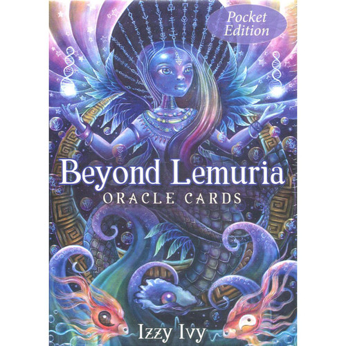 Beyond Lemuria Oracle Cards (Pocket Edition) by Izzy Ivy