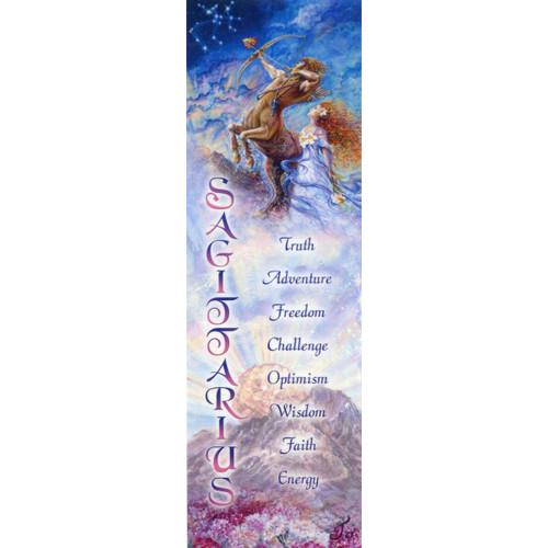 Sagittarius Bookmark by Josephine Wall