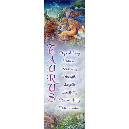 Taurus Bookmark by Josephine Wall