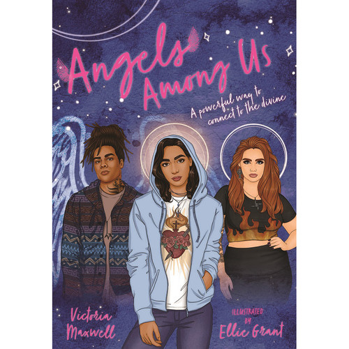 Angels Among Us by Victoria Maxwell
