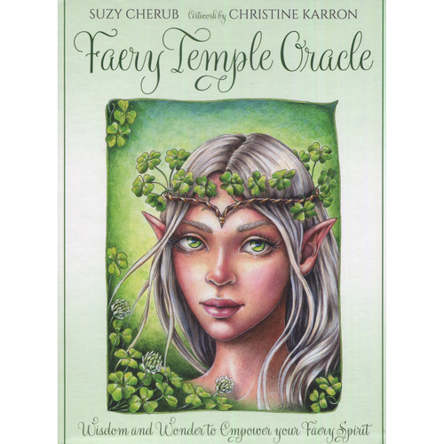 Faery Temple Oracle by Suzy Cherub