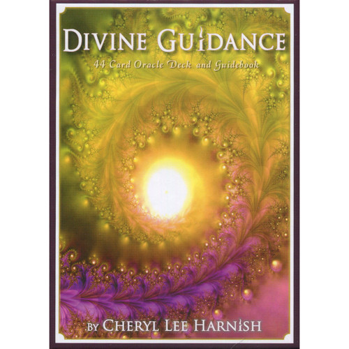 Divine Guidance Oracle Cards by Cheryl Lee Harnish