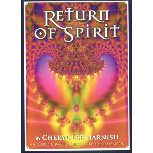 Return of Spirit Cards by Cheryl Lee Harnish