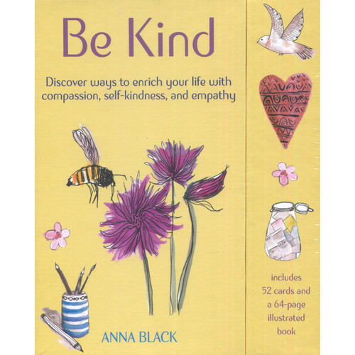 Be Kind Cards by Anna Black