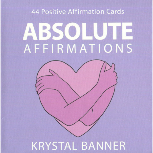 Absolute Affirmations Cards by Krystal Banner