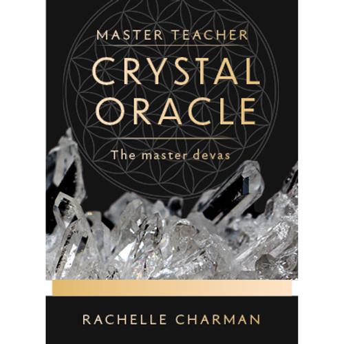 Master Teacher Crystal Oracle by Rachelle Charman
